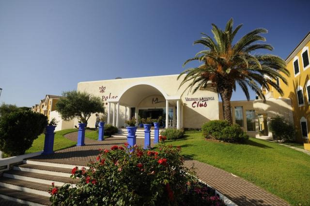 Menorca pro seniory 55+ / Resort Vacances Menorca - apt. Blanc Palace, Sa Caleta Playa, Blanc Cottage