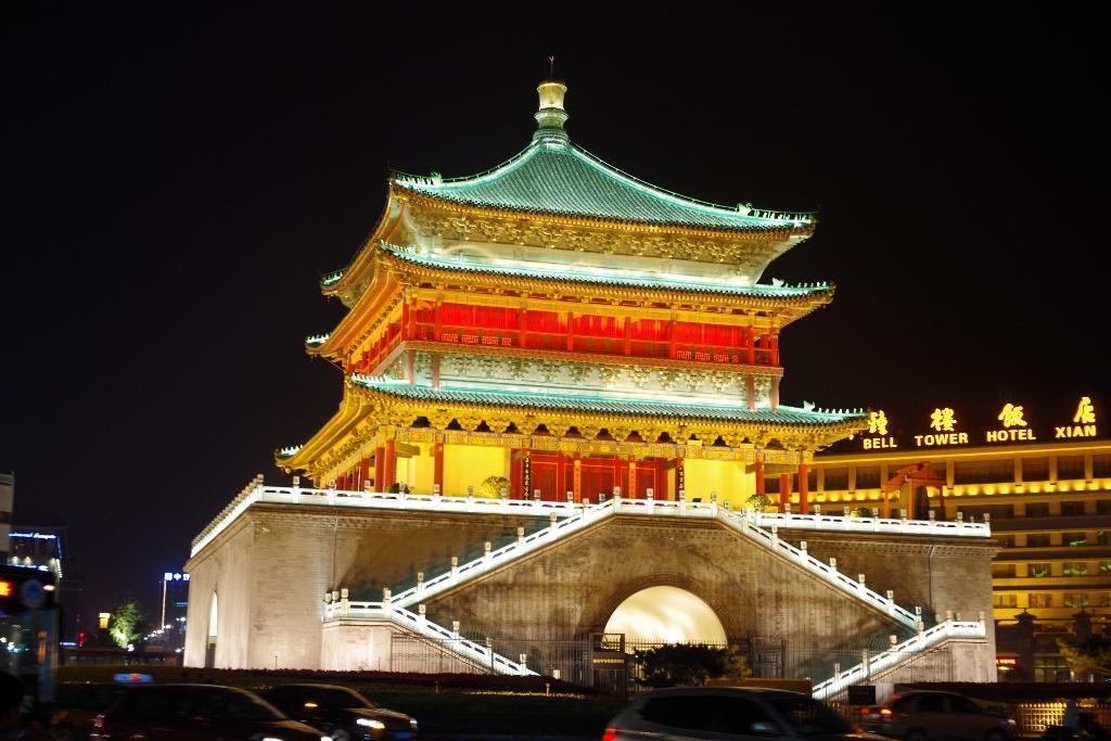 Okruh Čínou
