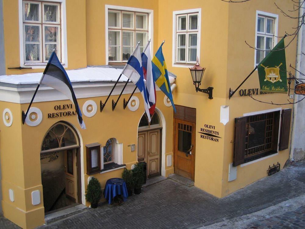 Hotel Olevi - Tallinn