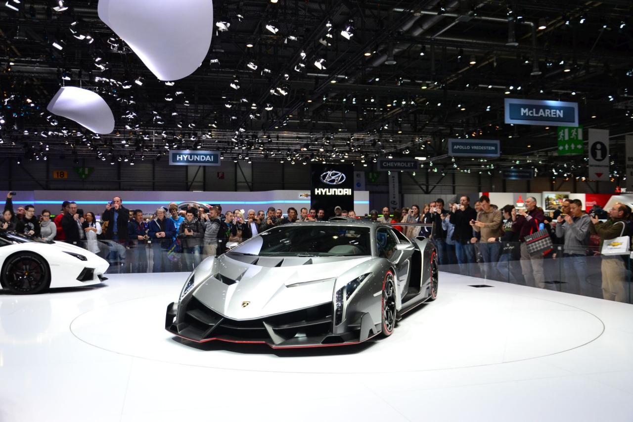 Euroden - Ženeva motor show
