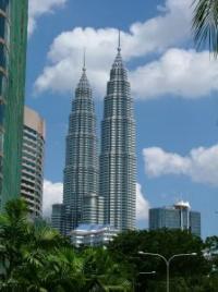 Malajsie - Singapur