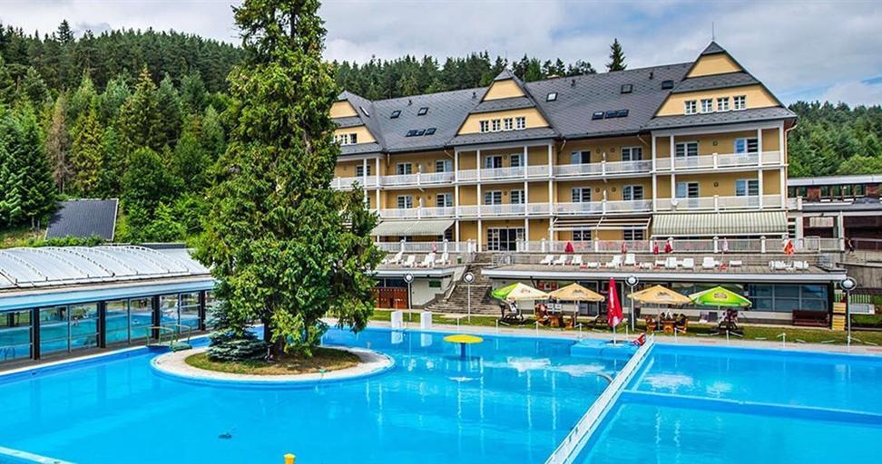 Relaxace pod Tatrami Lázně Vyšné Ružbachy - Grandhotel Strand 4