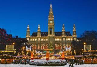 Vídeň v adventu