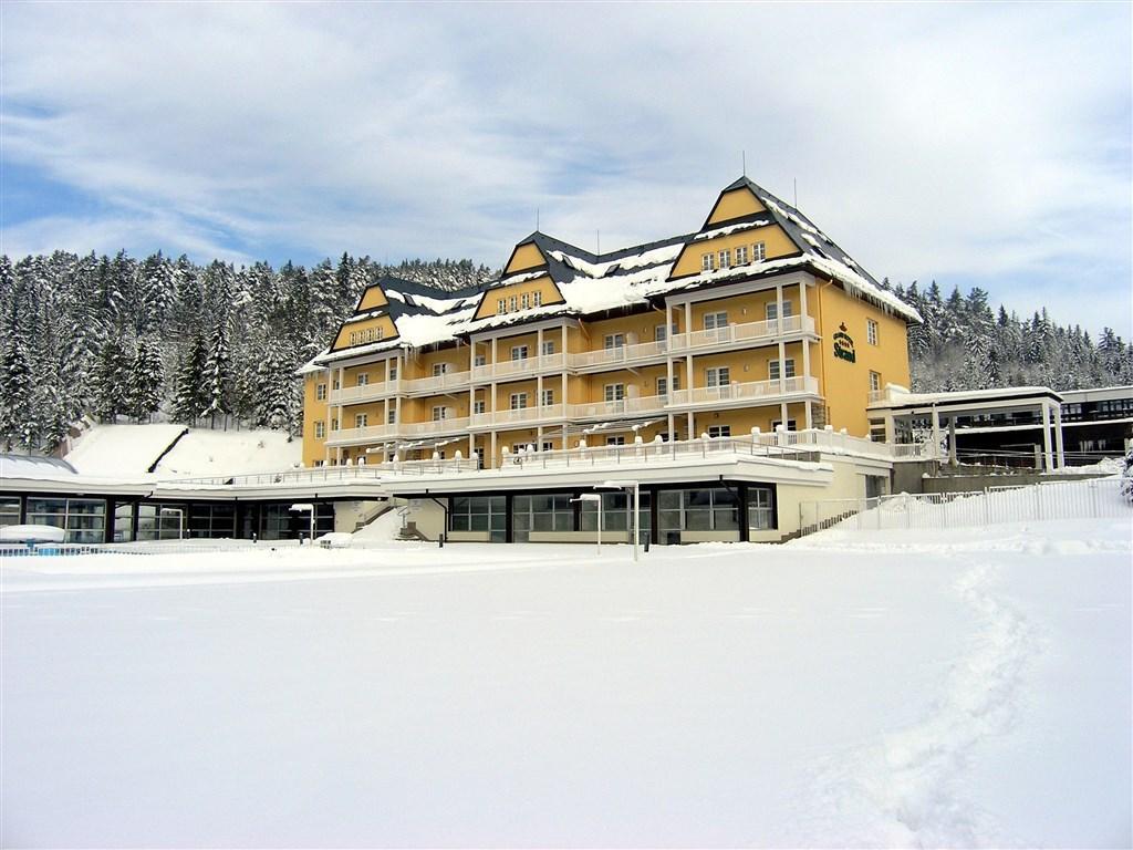 Tatranská lyžovačka (Grandhotel STRAND 4*)