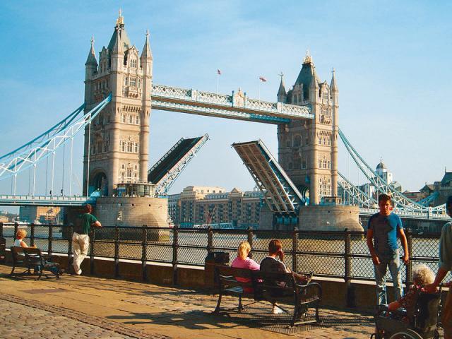 Londýn od A do Z