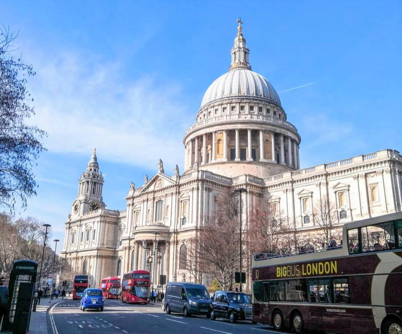 Paříž a Londýn