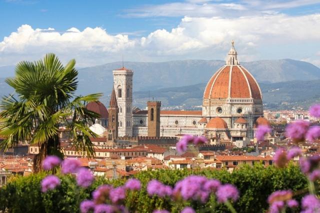 Řím a Florencie