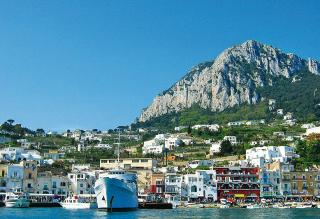 Capri - Sorrento - Neapol - Pompeje - Vesuv - Řím