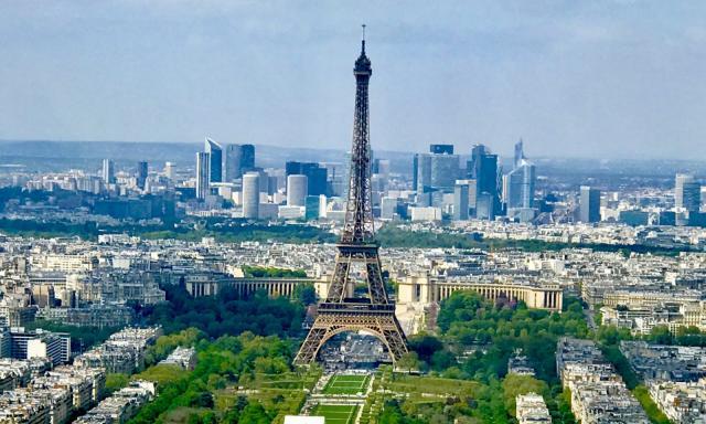 Tajemství Paříže