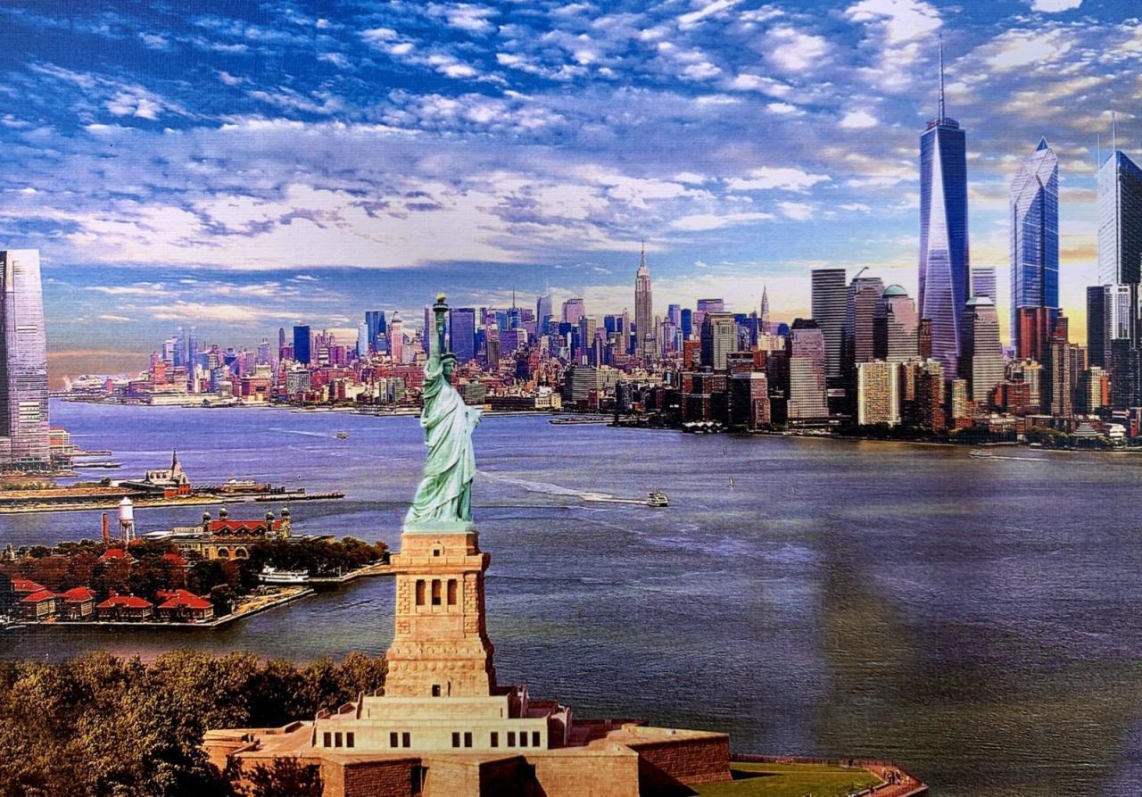 NEW YORK od A do Z