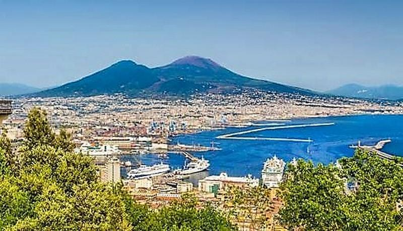 Řím a krásy Neapolského zálivu