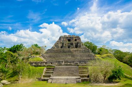 Guatemala, Mexiko, Belize, Honduras