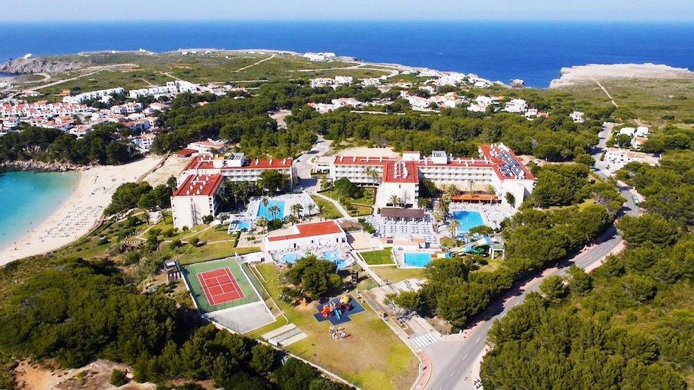 Menorca - Senioři 55+ Club Aquamarina hotel