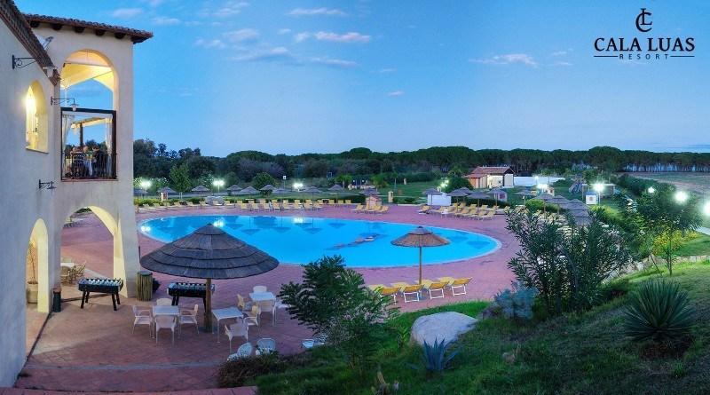 SARDÍNIE 55+, hotel Cala Luas Resort