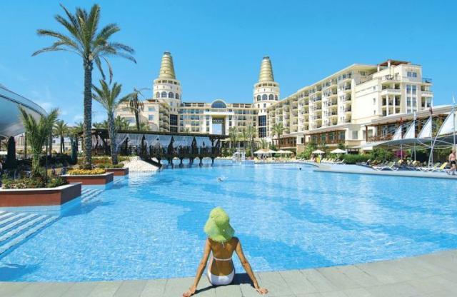 Antalya - Pamukkale: Pobytovo poznávací zájezd