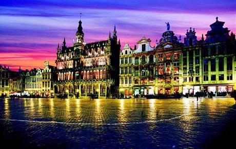 Adventní Brusel + Gent a Bruggy