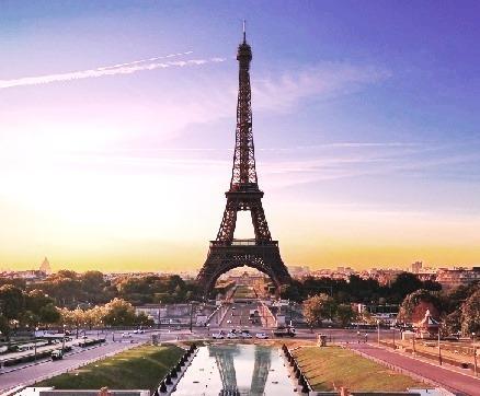 Paříž + Versailles od A - Z s průvodcem