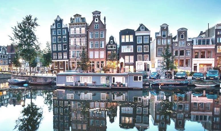 Amsterdam + Zaanse-Schans + Delf + Schevening + Keukenhof