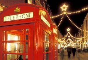 Adventní Londýn - Vánoční nákupy + Greenwich