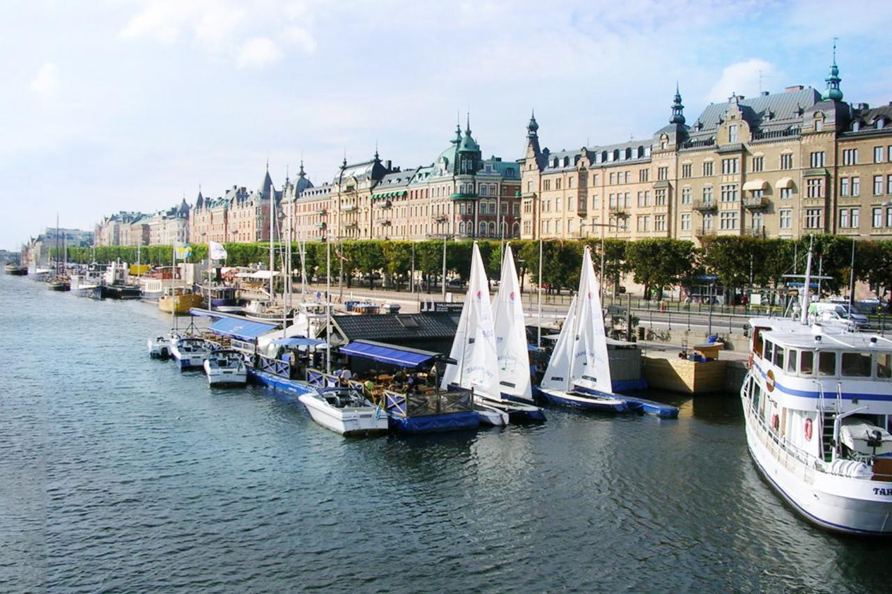 Stockholm s průvodcem