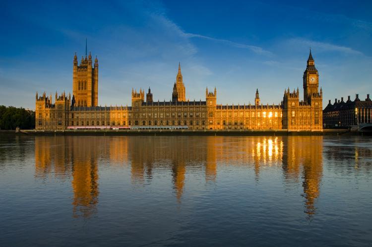 Londýn + Parlament + muzea