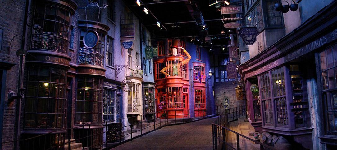 Londýn + Studia Warner Bros (Harry Potter) + Greenwich