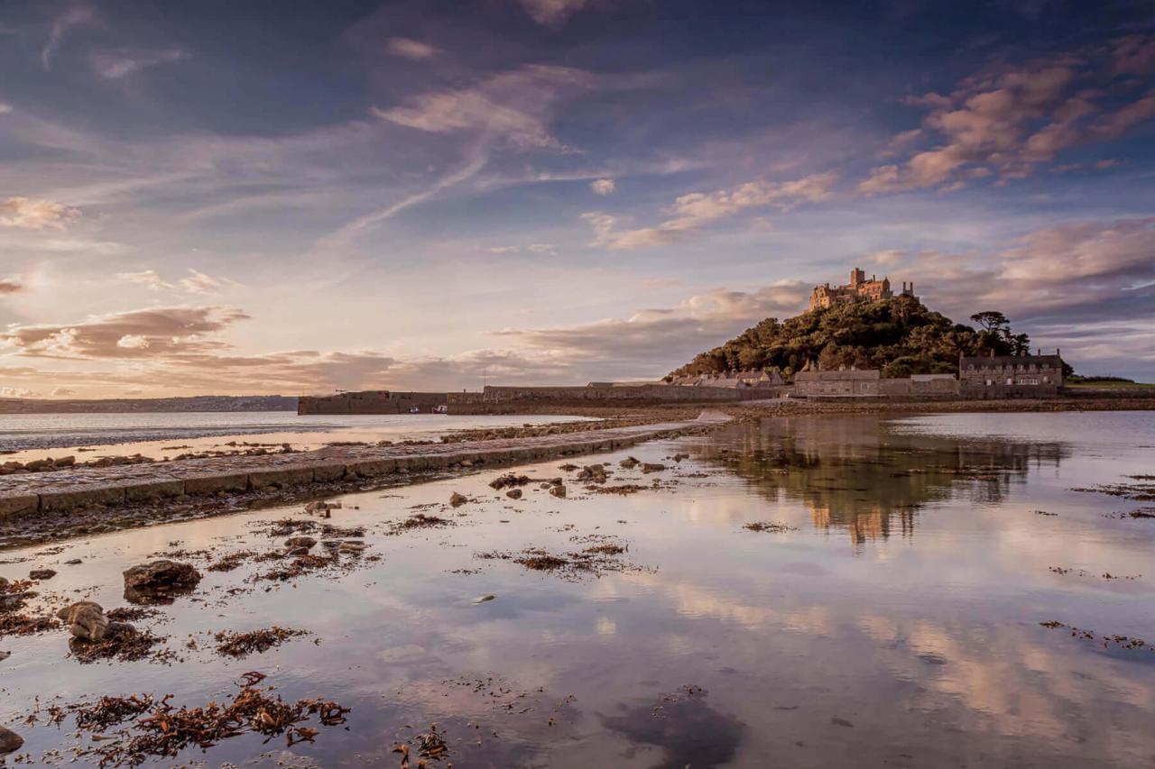 Jihozápadní Anglie – kouzelný Cornwall