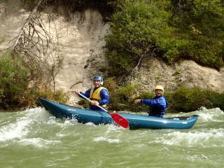 Rafting Salza - vlastní doprava