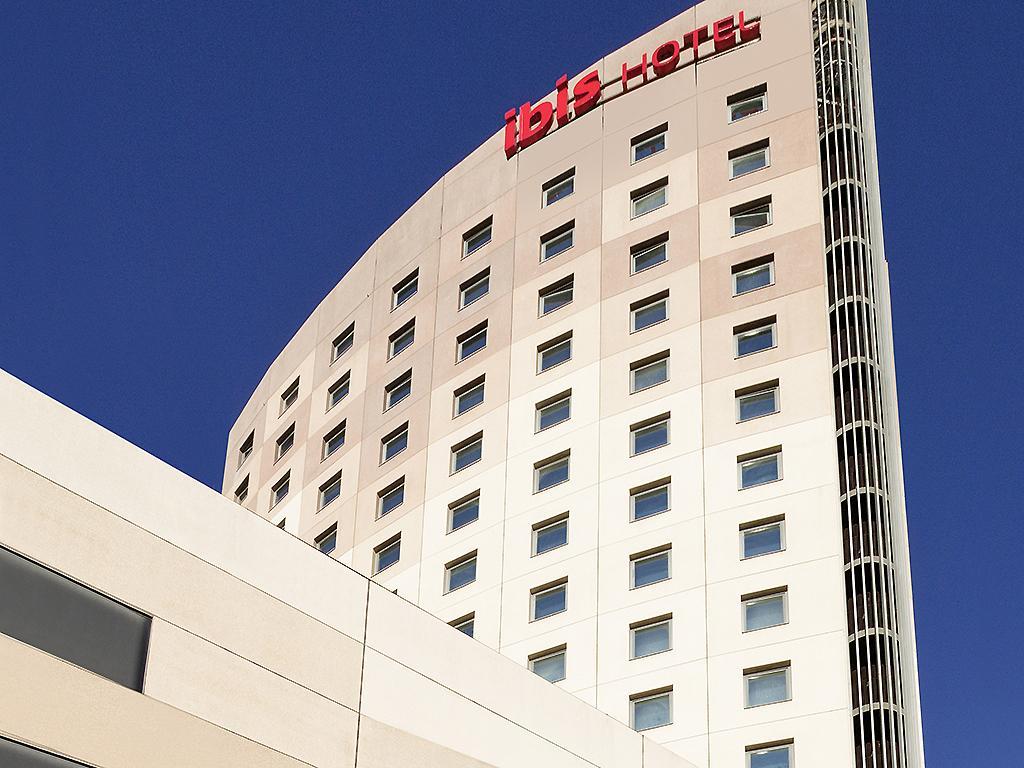 Eurovíkend Barcelona - Hotel Ibis Barcelona Meridiana