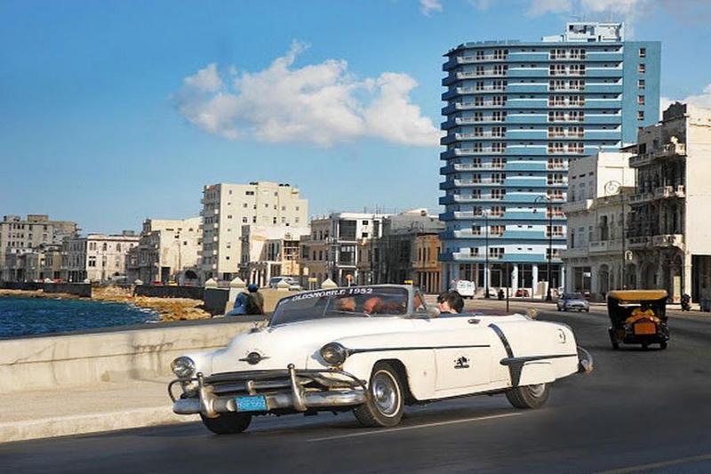 Kuba - Cesta do Pravěku - Havana - Deauville