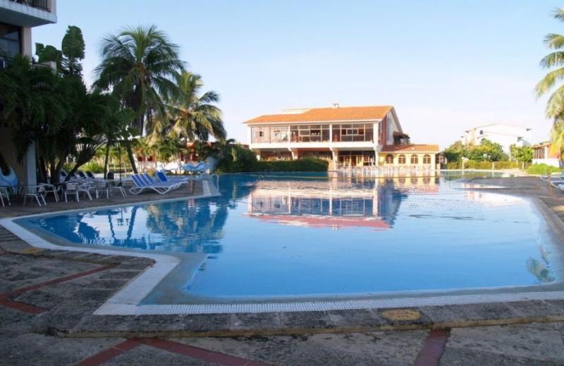 Kuba Cesta do pravěku Hotel Copacabana