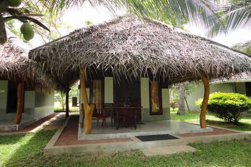 Lagoon Paradise Cabana + Tangalla Mirisa