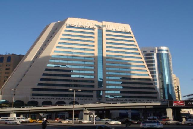 Sharjah Rotana