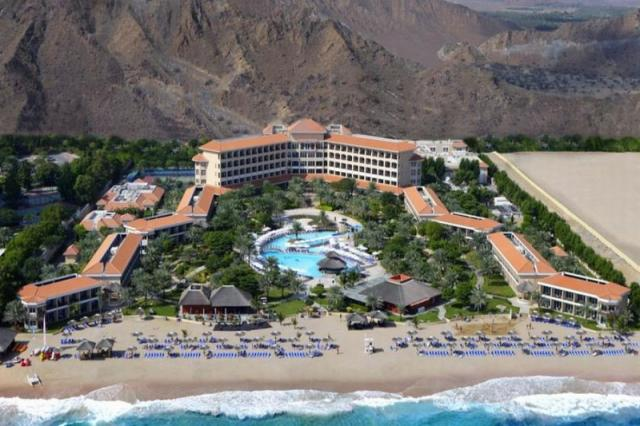 Cassels Al Barsha + Rotana Fujairah Resort and Spa