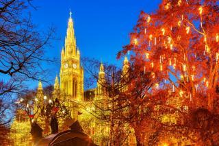 Adventní Vídeň 2012, vánoční atmosféra na každém kroku