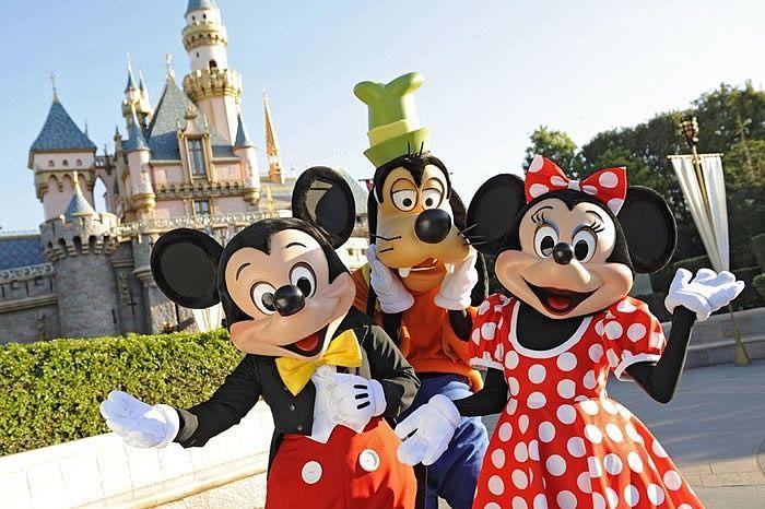 Paříž a Disneyland