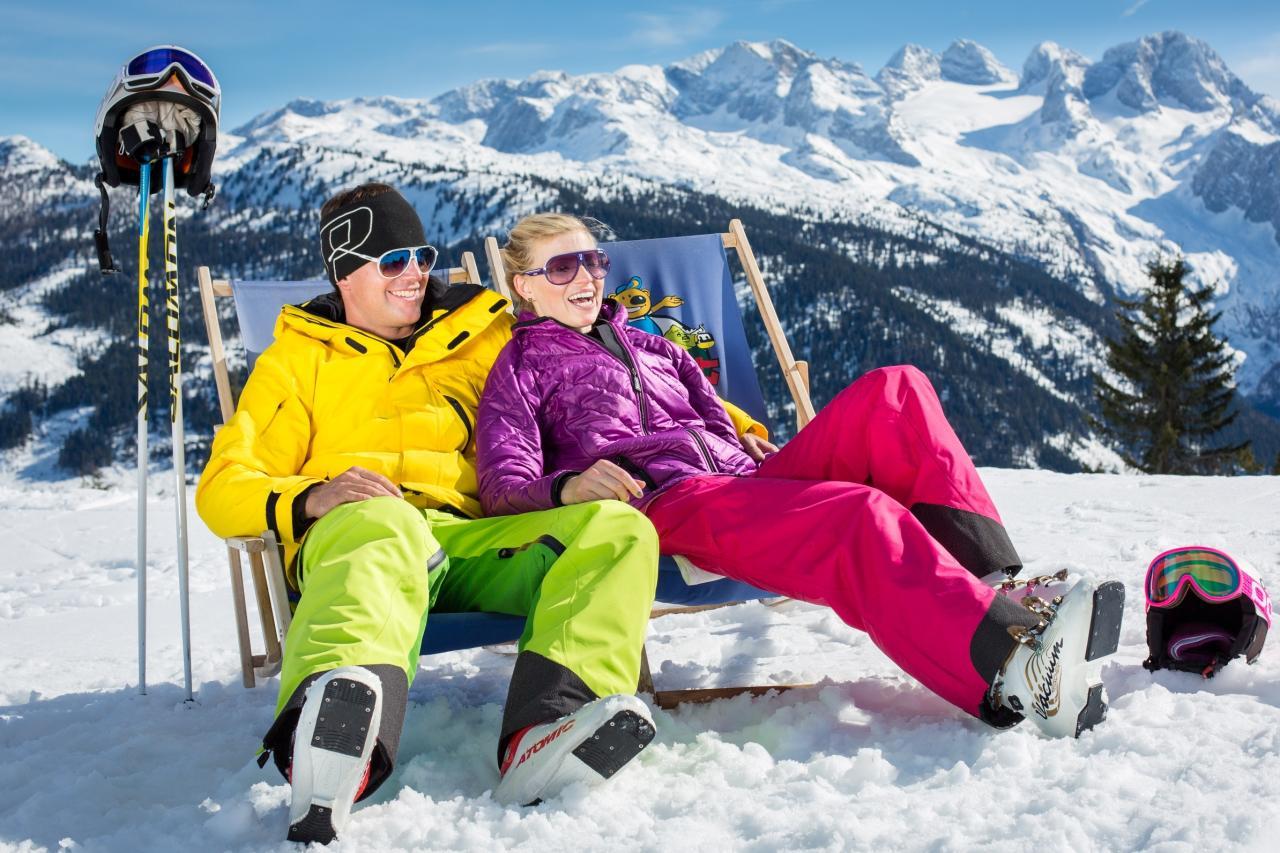 Lyžování v Rakousku - prodloužený víkend