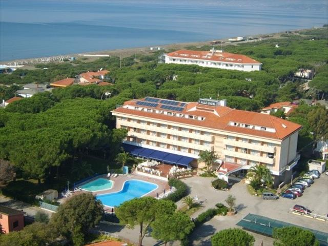 Parkhotel /Parkhotel Cristina club/