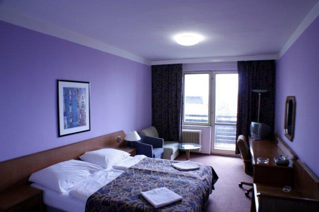 Silvestr na hotelu Fontána