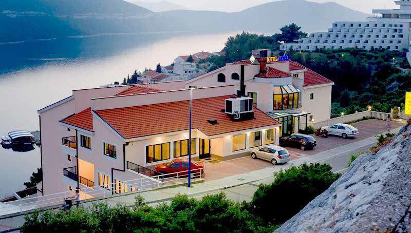 Penzion hotel Adria