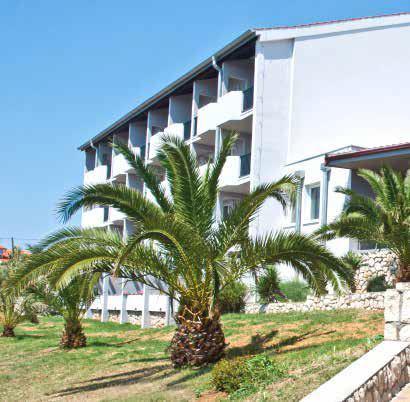 Hotelový komplex San Marino - Sahara a Rab