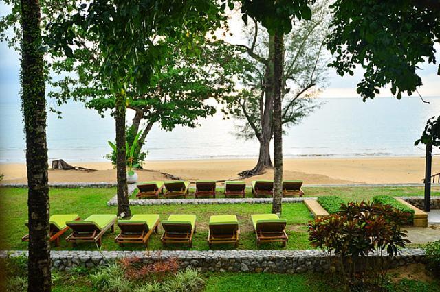 Thajsko s jógou - Bangkok a Khao Lak
