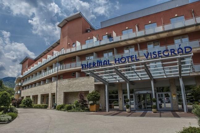 Thermal Hotel Visegrád, Visegrád, Maďarsko: Rekreační pobyt 3 noci