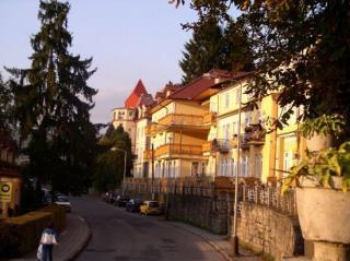 Lázeňský hotel Praha, Luhačovice, Česká republika: Pobyt pro seniory 7 nocí
