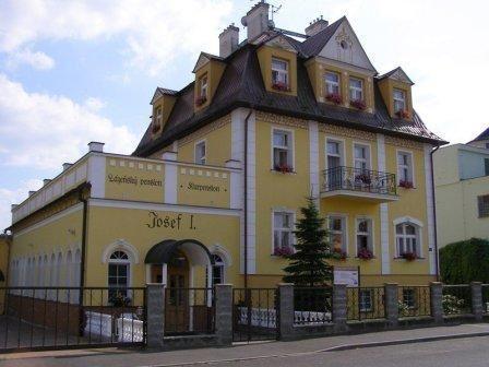 Pension Josef, Františkovy Lázně, Česká republika: Léčebný pobyt A na 7 nocí