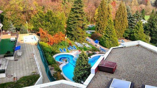 Danubius Health Spa Resort Aqua, Hévíz, Maďarsko: Akce Rekreační pobyt 4=3