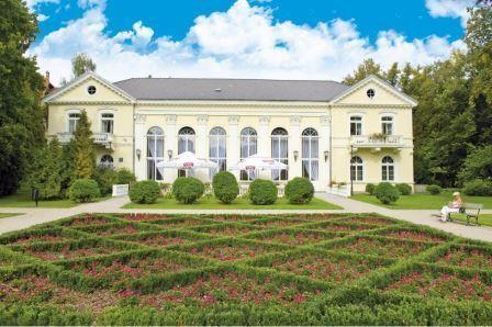 Pavilon Edward, Cieplice, Dolní Slezsko, Polsko: Relaxační pobyt 6 nocí