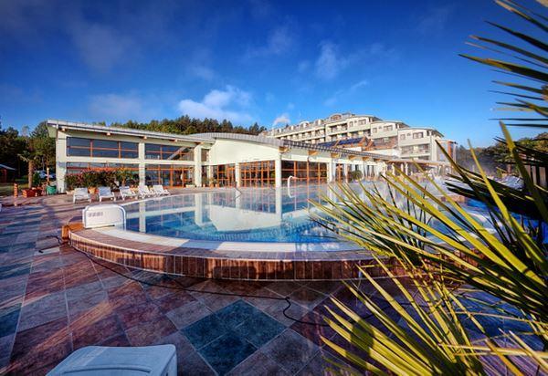 Hotel & Spa Resort Kaskády, Sliač, Slovensko: WELLNESS & SPA basic 3 noci