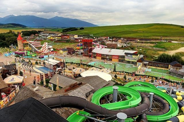 Holiday Village & Aquapark Tatralandia