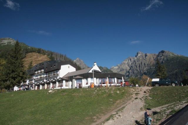 Horský hotel Hrebienok, Vysoké Tatry, Slovensko: Rekreační pobyt  3 noci